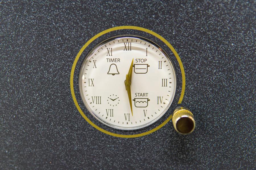 Белый кухонный гарнитур-Кухня МДФ в эмали «Модель 47»-фото9