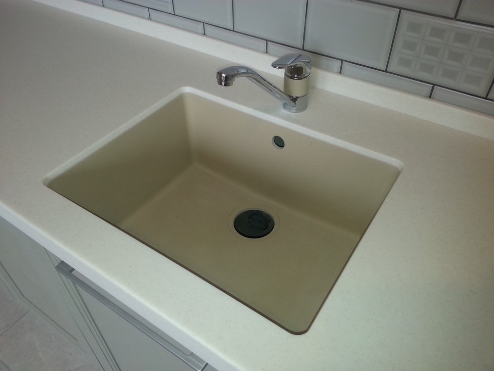 Белый кухонный гарнитур-Кухня МДФ в эмали «Модель 277»-фото3