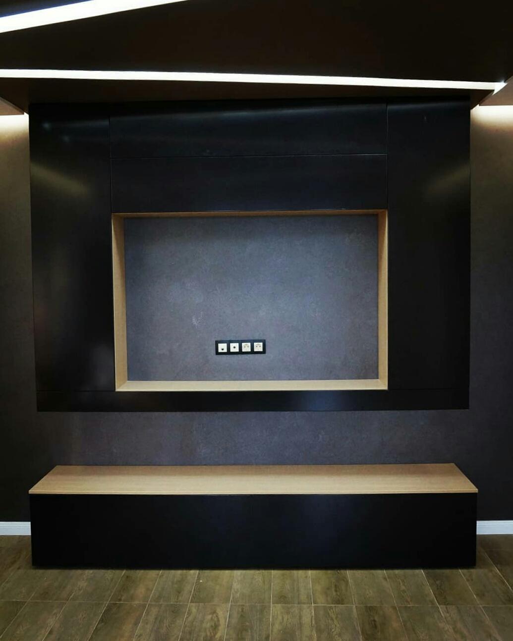 Гостиные-Стенка в гостиную «Модель 65»-фото1