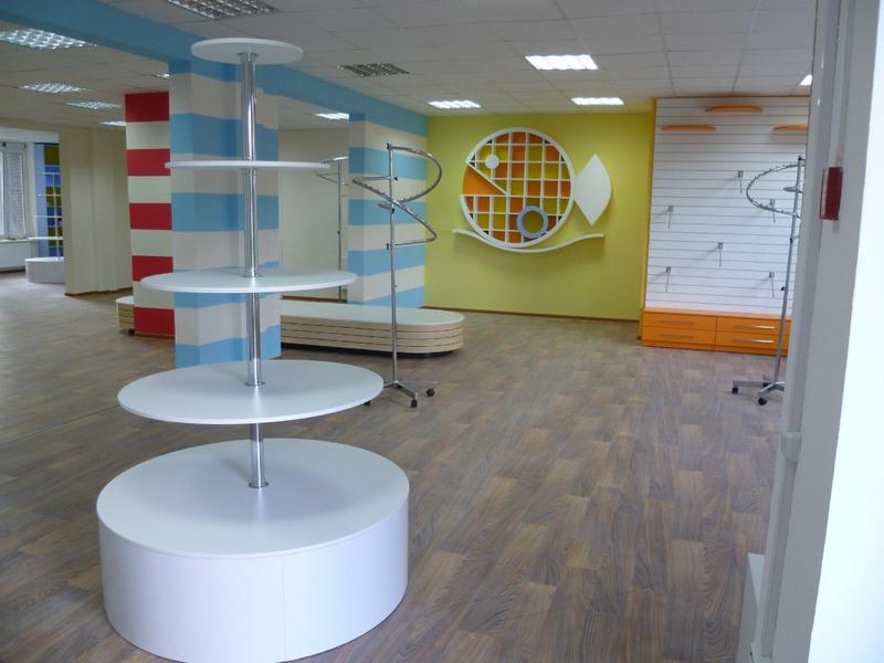 Торговая мебель-Мебель для магазина «Модель 55»-фото3