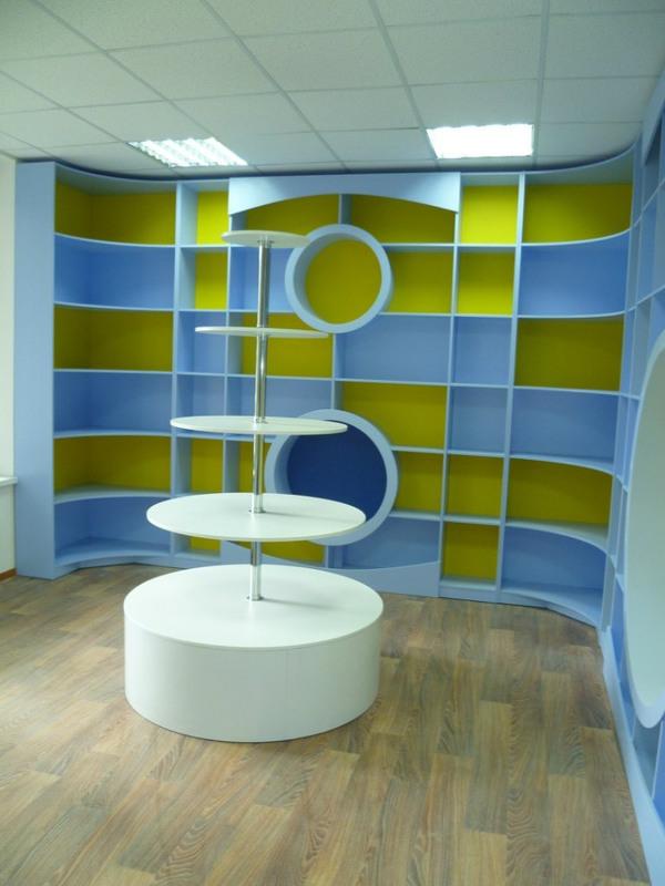 Торговая мебель-Мебель для магазина «Модель 55»-фото5