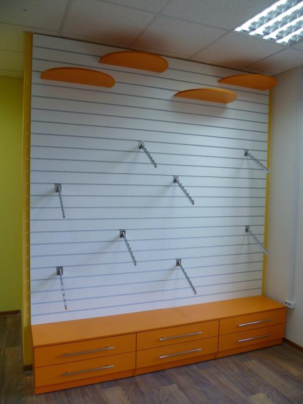 Торговая мебель-Мебель для магазина «Модель 55»-фото6