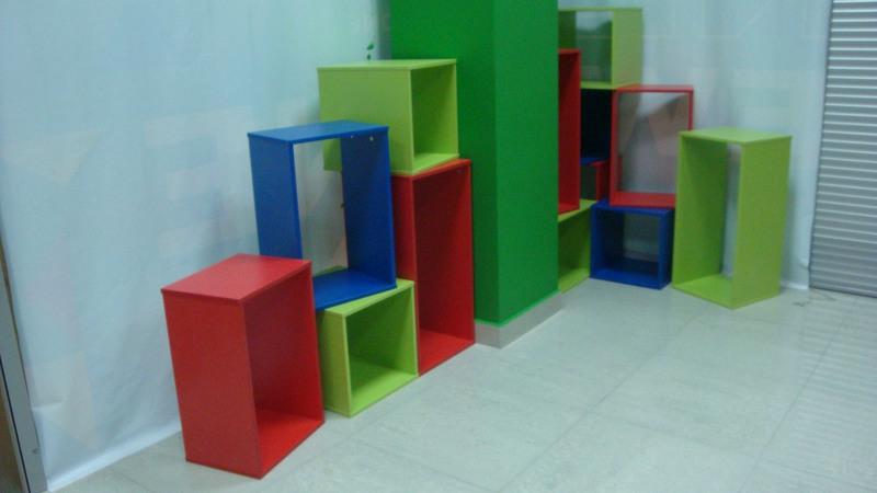 Торговая мебель-Мебель для магазина «Модель 53»-фото4