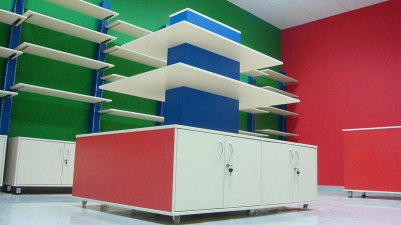 Торговая мебель-Мебель для магазина «Модель 53»-фото5