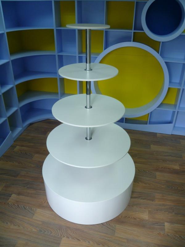 Торговая мебель-Мебель для магазина «Модель 55»-фото7