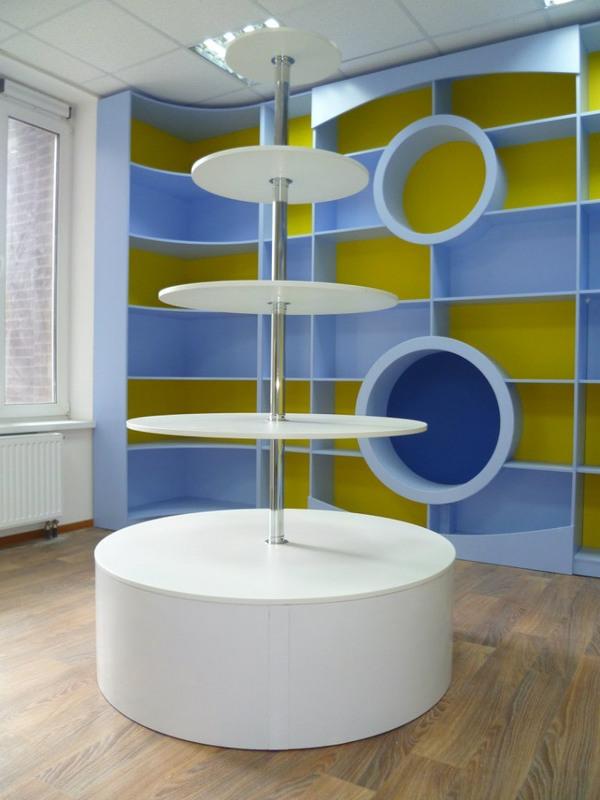 Торговая мебель-Мебель для магазина «Модель 55»-фото8