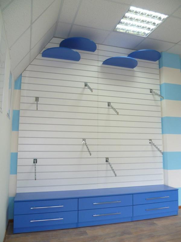 Торговая мебель-Мебель для магазина «Модель 55»-фото9