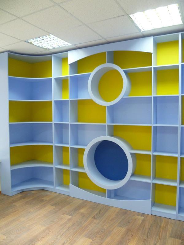 Торговая мебель-Мебель для магазина «Модель 55»-фото1