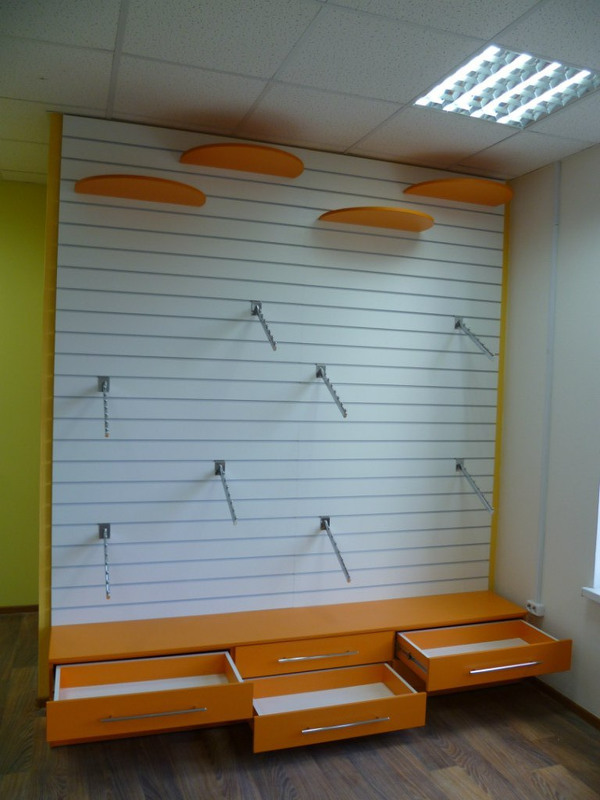 Торговая мебель-Мебель для магазина «Модель 55»-фото10