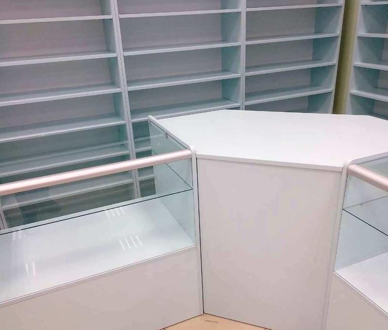 Торговая мебель-Мебель для магазина «Модель 56»-фото2