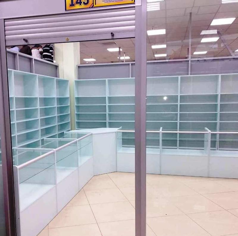 Торговая мебель-Мебель для магазина «Модель 56»-фото4