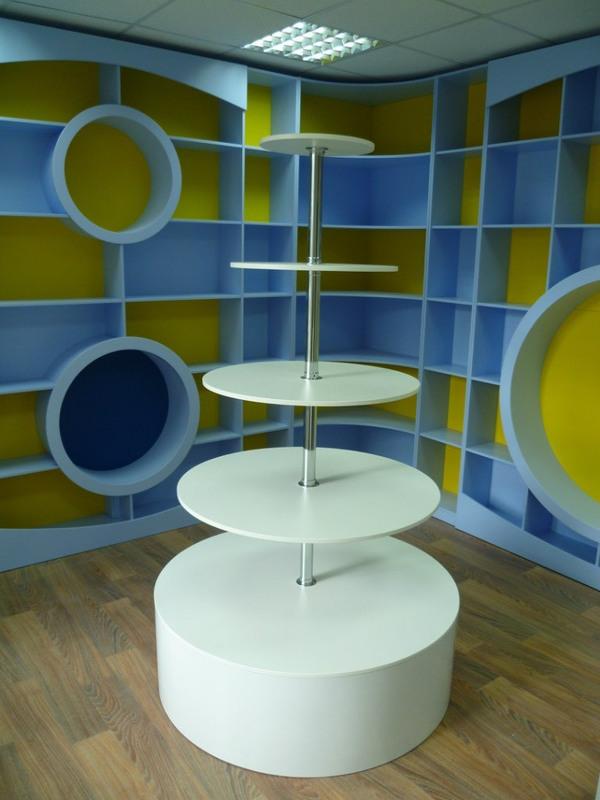 Торговая мебель-Мебель для магазина «Модель 55»-фото13