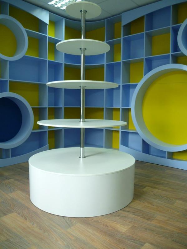 Торговая мебель-Мебель для магазина «Модель 55»-фото16