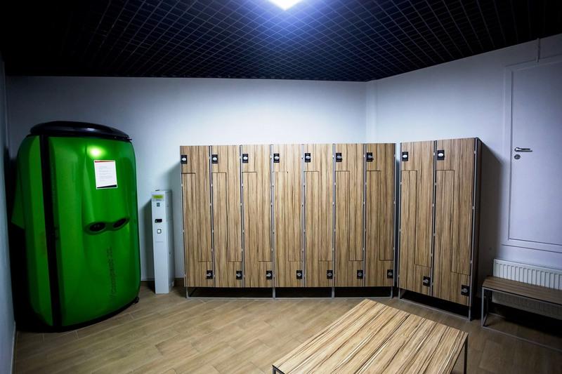 Торговая мебель-Мебель для фитнеса «Модель 166»-фото4