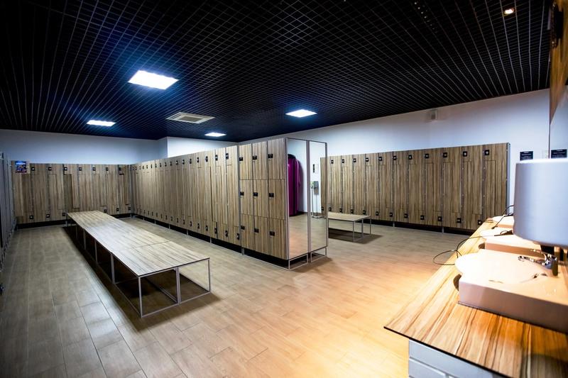Торговая мебель-Мебель для фитнеса «Модель 166»-фото5