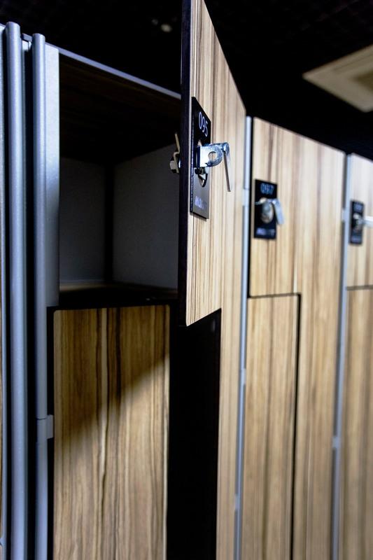 Торговая мебель-Мебель для фитнеса «Модель 166»-фото9