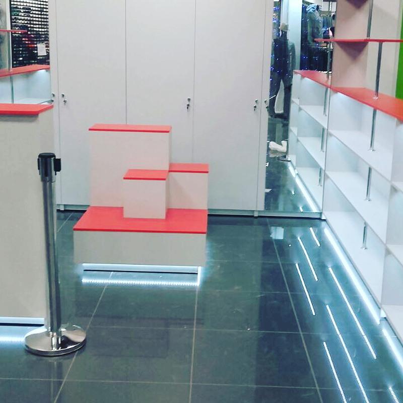 Торговая мебель-Мебель для магазина «Модель 176»-фото3