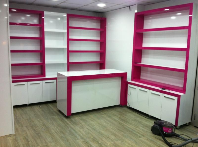 Торговая мебель-Мебель для магазина «Модель 175»-фото1