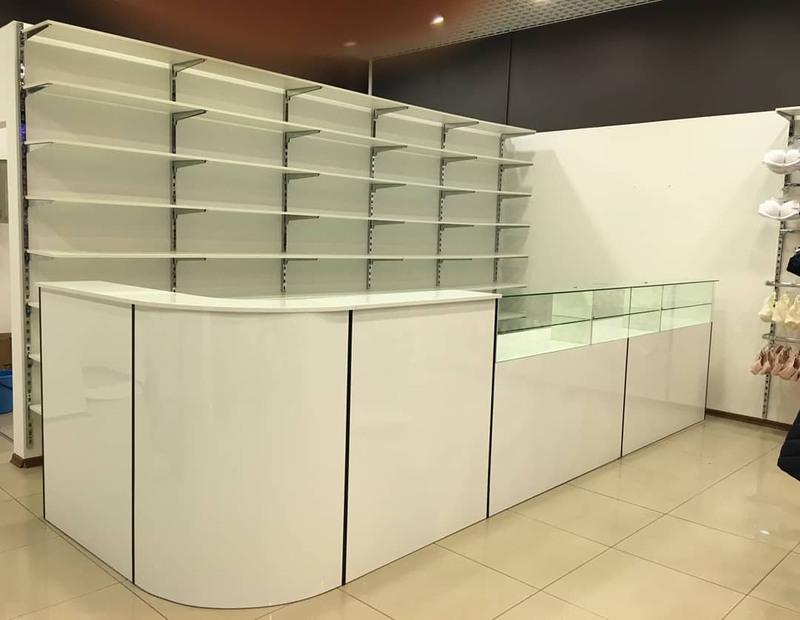 Торговая мебель-Мебель для магазина «Модель 31»-фото2