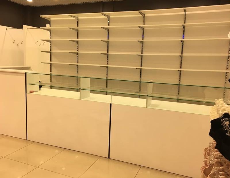 Торговая мебель-Мебель для магазина «Модель 31»-фото3