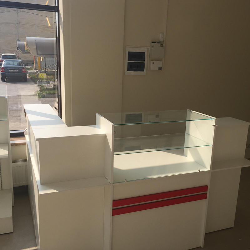 Торговая мебель-Мебель для магазина «Модель 29»-фото2