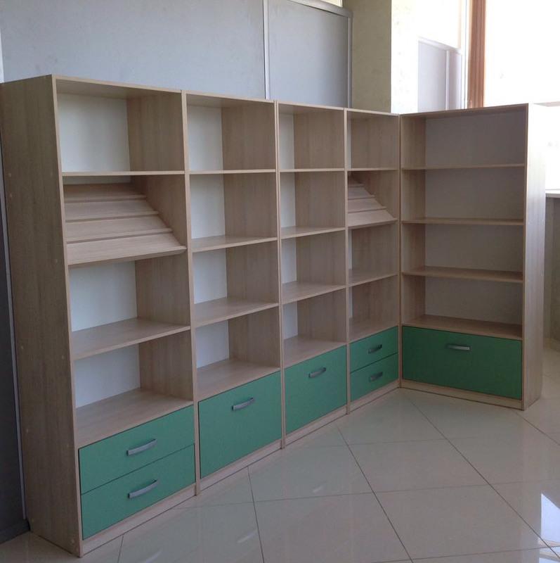 Торговая мебель-Мебель для магазина «Модель 27»-фото1