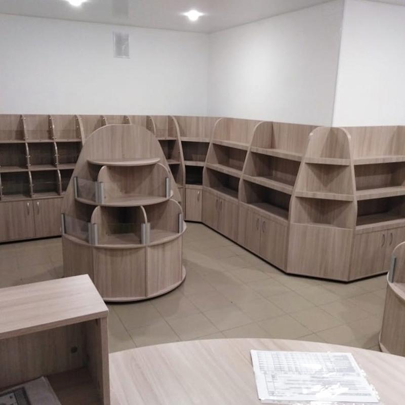 Торговая мебель-Мебель для магазина «Модель 13»-фото1