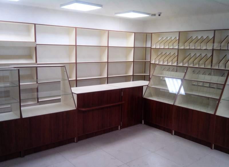 Торговая мебель-Мебель для магазина «Модель 21»-фото1
