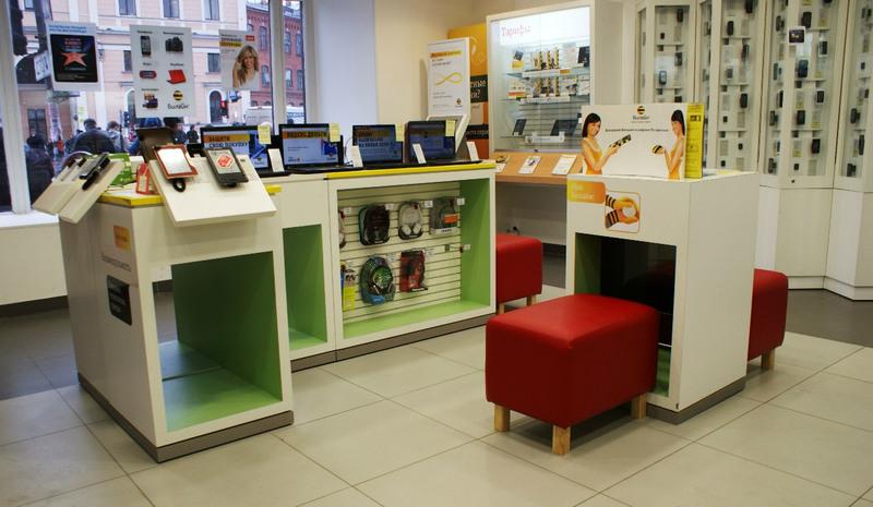 Торговая мебель-Мебель для магазина «Модель 84»-фото1