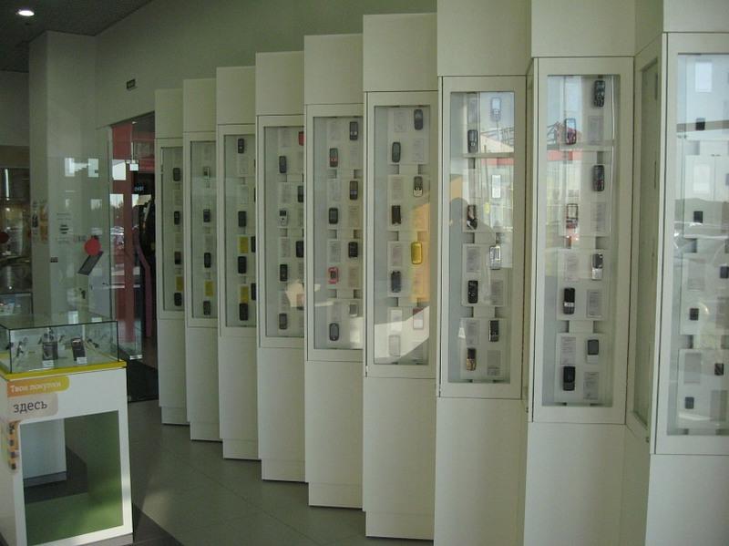 Торговая мебель-Мебель для магазина «Модель 84»-фото5