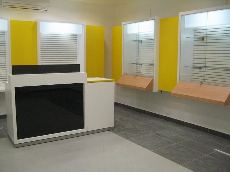 Торговая мебель-Мебель для магазина «Модель 84»-фото7