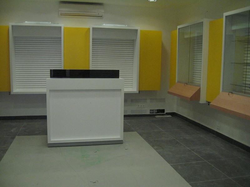 Торговая мебель-Мебель для магазина «Модель 84»-фото10
