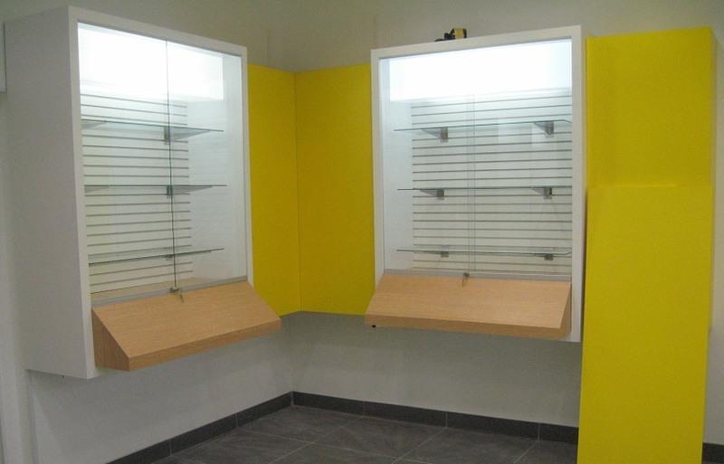 Торговая мебель-Мебель для магазина «Модель 84»-фото11