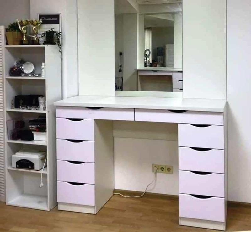 Торговая мебель-Мебель для салона «Модель 118»-фото3