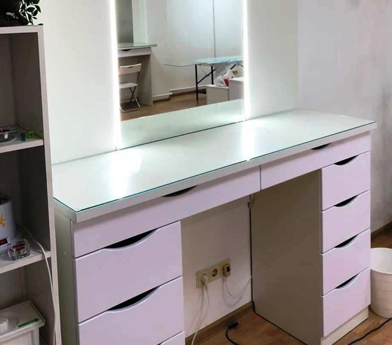 Торговая мебель-Мебель для салона «Модель 118»-фото4