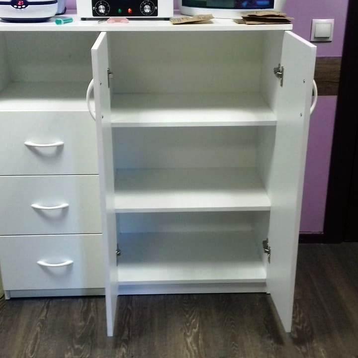 Торговая мебель-Мебель для салона «Модель 117»-фото2