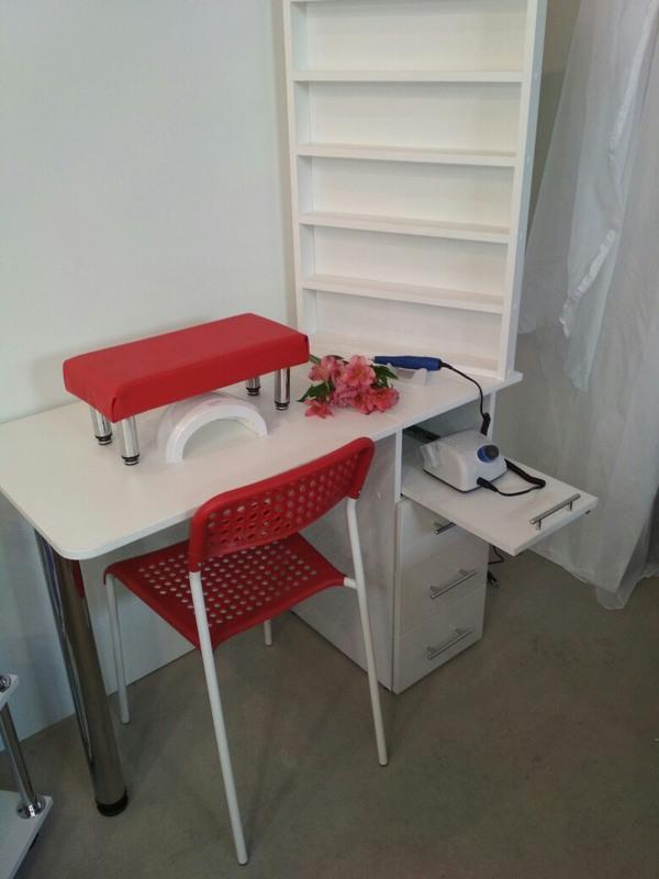 Торговая мебель-Мебель для салона «Модель 90»-фото1