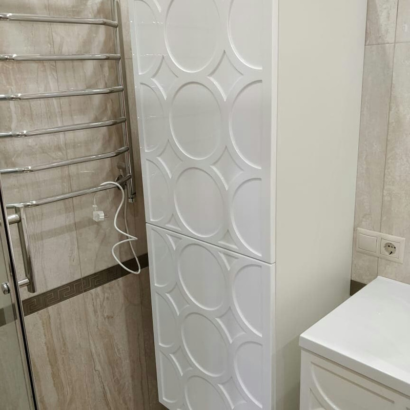 Мебель для ванной комнаты-Мебель для ванны «Модель 46»-фото4