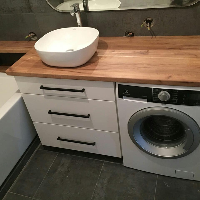 Мебель для ванной комнаты-Мебель для ванны «Модель 50»-фото1
