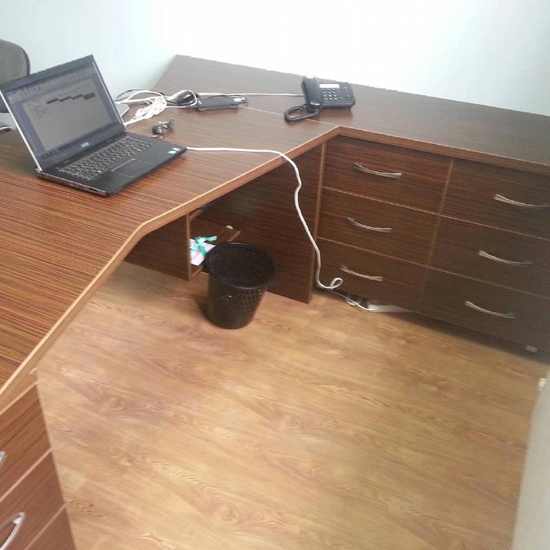 Офисная мебель-Офисная мебель «Модель 100»-фото3