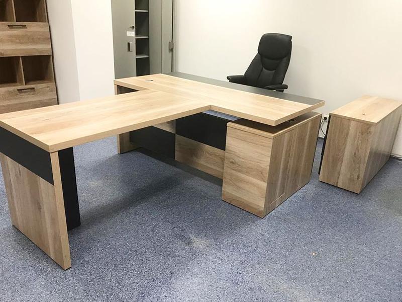 Офисная мебель-Офисная мебель «Модель 8»-фото1