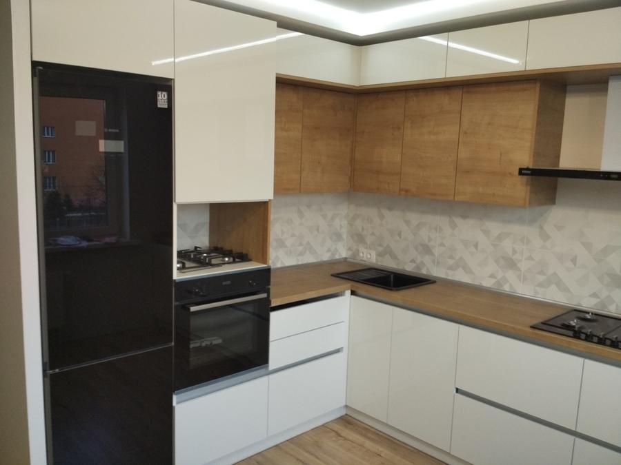 Акриловые кухни-Кухня из ЛДСП «Модель 426»-фото1