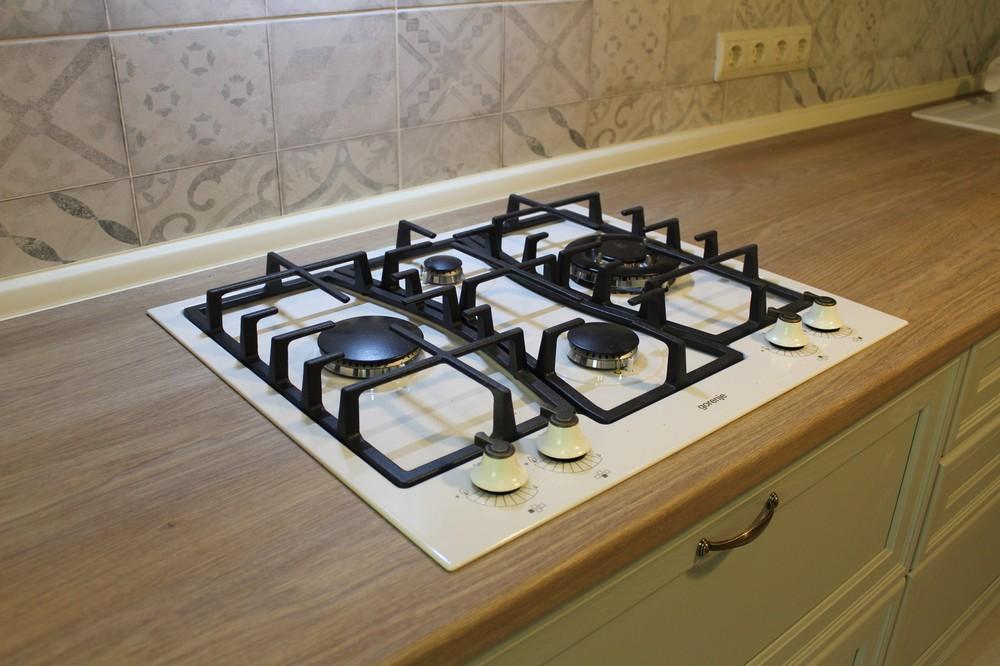 Встроенная кухня-Кухня из массива «Модель 172»-фото5