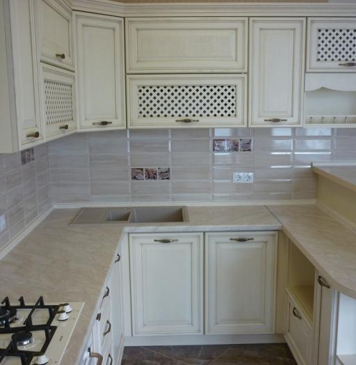 -Кухня МДФ в ПВХ «Модель 293»-фото22