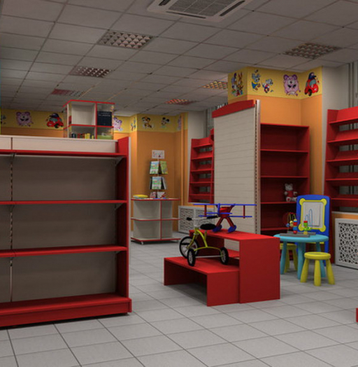 Торговая мебель-Мебель для магазина «Модель 43»-фото3