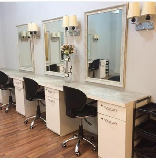 Торговая мебель-Мебель для салона «Модель 111»-фото1