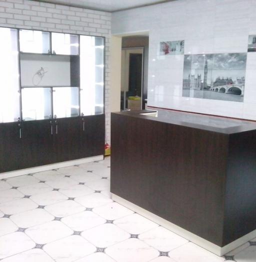Торговая мебель-Мебель для салона «Модель 112»-фото1