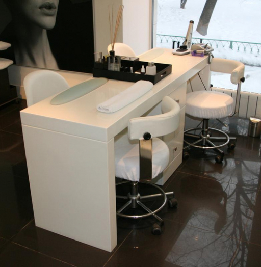 Торговая мебель-Мебель для салона «Модель 133»-фото1
