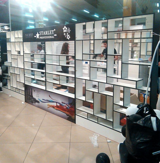 Торговая мебель-Мебель для магазина «Модель 181»-фото2