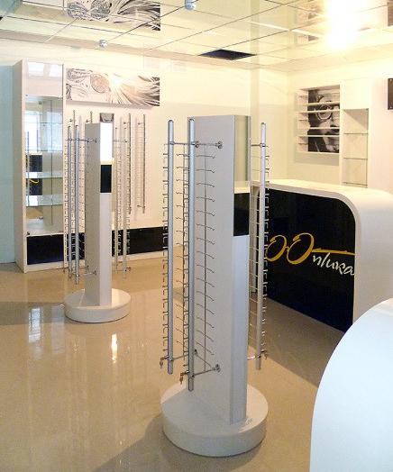 Торговая мебель-Мебель для оптики «Модель 210»-фото3